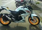 Vendo excelente moto z250