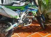 Excelente kx 450 super motard