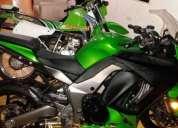 Excelente moto kawasaki 1000 sx