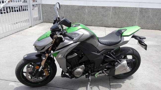 Aprovecha ya!. Kawasaki Z1000