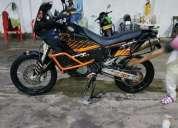 Excelente moto adventur