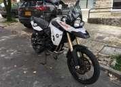 Excelente moto bmw f800