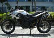 Vendo bmw f700gs premium 2014 original