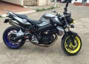 Vendo excelente moto bmw f800 r