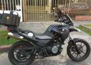 Vendo moto bmw gs 650, contactarse.
