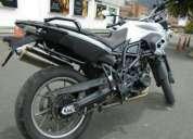 Excelente moto bmw linea f700gs