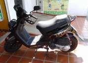 Vendo moto bws bera 2014, contactarse.
