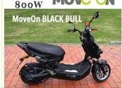 motos electrias xmen 800w nuevas