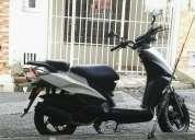 Vendo excelente moto agility