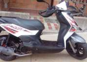Excelente moto scooter economica