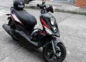 Linda moto crox 125