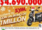 Excelente crox 125 moto pereira credito