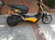 Excelente moto electrica xv1