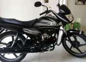 Se vende excelente moto honda splendor modelo 2012