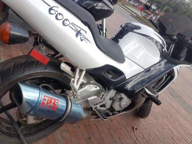 Excelente Honda cbr 600 f3 1997 original