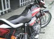 Vendo mi linda moto