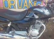 Vendo moto cbe 125 pastusa unico dueño interesados.