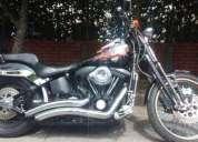 Hermosa motocicleta harley davidson, contactarse.