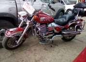 Se vende moto titania tuono 007 250 cc