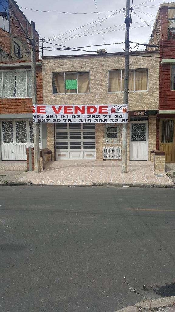 VENDO CASA EN KENNEDY BOGOTA