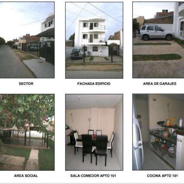 Proyecto de 3 Apartamentos
