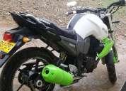 Vendo excelente moto fz modelo 2013