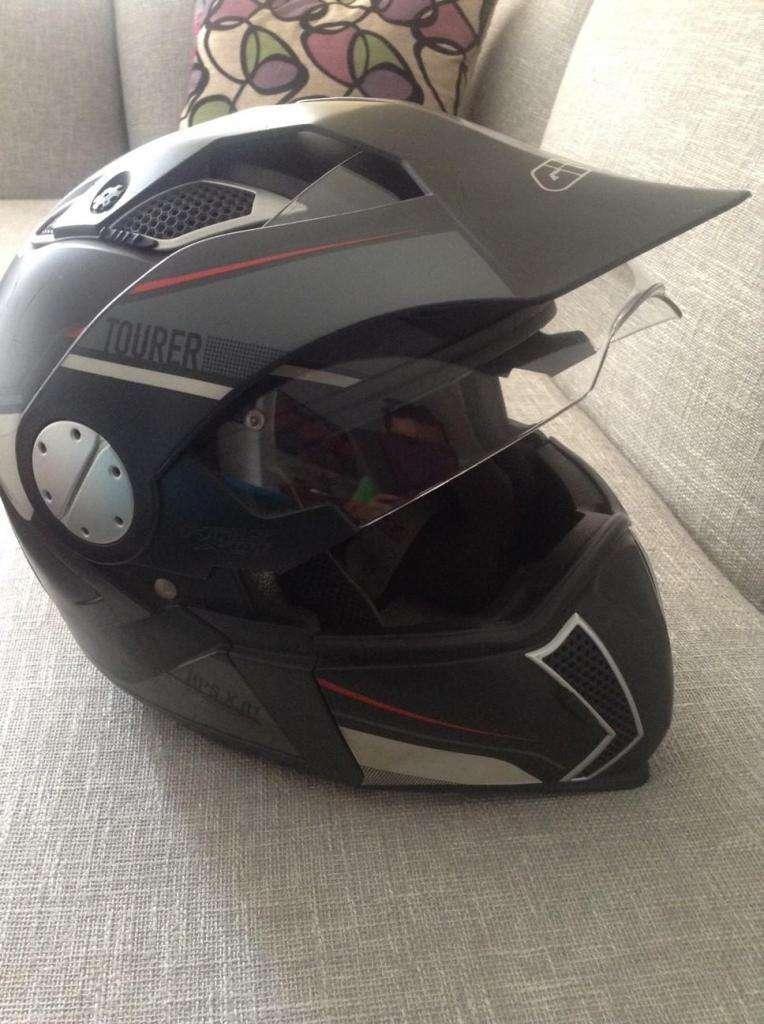 Casco Givi X01 Tourer italiano Talla M.