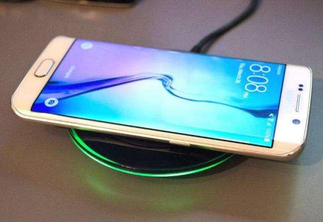 Carga tu celular de forma Inalámbrica, Cargador Qi Samsung, Contactarse.