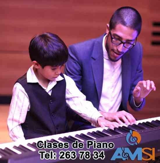 CLASES DE PIANO Bogotá salitre