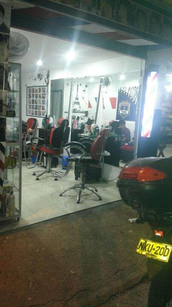 Se Vende Excelente Barbería