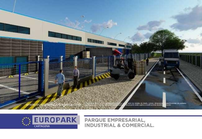 Venta de Bodegas  Parque Empresarial Industrial