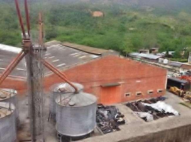Bucaramanga zona industrial Chimita terreno de 29,170 m²