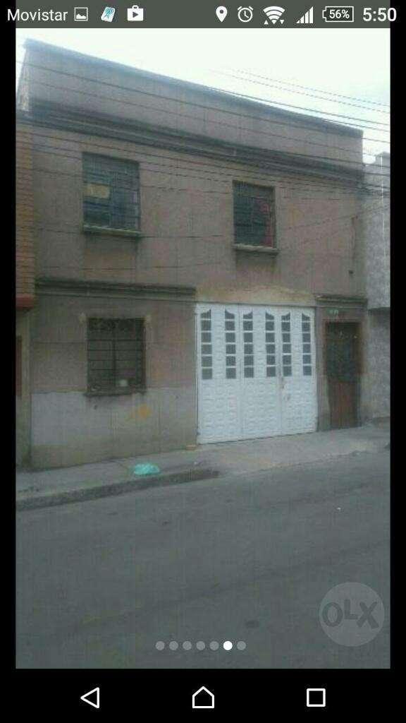 Excelente Casa Lote Bravo Paez Quiroga Dos Pisos 7