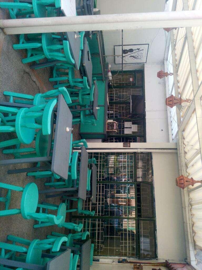 Restaurante Negocio Vendo Acreditado Restaurante