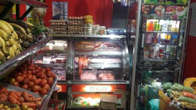 Vendo Supermercado acreditado