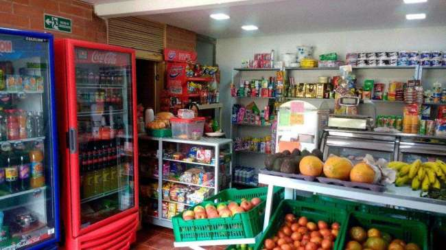 Se vende Minisuper en Mosquera