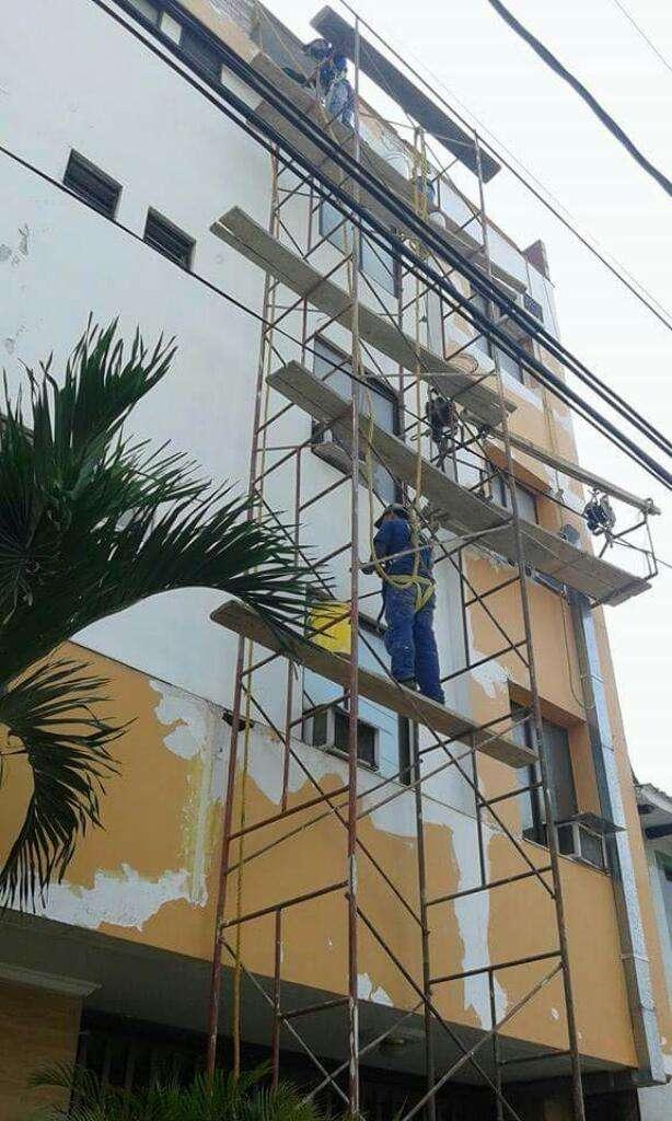 Pintamos Interiores Y Exteriores Trabajo Garantizado