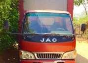 Lindo camion jac