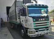 Excelente camión jac modelo 2009