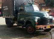Se vende excelente camion chevrolet