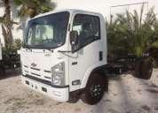 Excelente camiones chasis npr