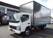 Camion furgon mitsubishi canter 2015, contactarse.