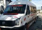 Excelente buseta 19 pasajeros modelo 2014