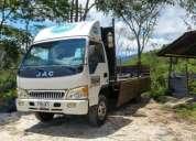 Excelente camión jac 1060 carrocería ferretera reformada
