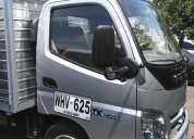 Se vende super camion nuevecito, contactarse.