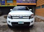 Vendo ford ranger xlt doble cabina. 2.2.