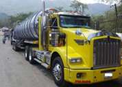 Tractomula kenworth 2013 full filtros isx 450 190 mil km tanque 2014