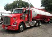 Excelente tractomula kenworth t800 2008