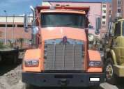Volqueta doble troque kenworth 2012