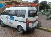 Vendo camioneta super varata servicio publico 6 pasageros